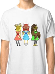The Masked Girls Classic T-Shirt