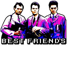 Best Friends - Spooks, Spectres, and Ghosts by BrainDeadRadio