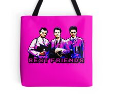 Best Friends - Spooks, Spectres, and Ghosts Tote Bag
