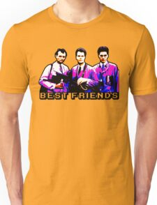 Best Friends - Spooks, Spectres, and Ghosts Unisex T-Shirt