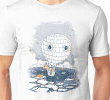 Cold Air Balloon Unisex T-Shirt