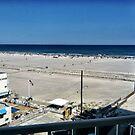 The Beach - Balcony View by CornrowJezus