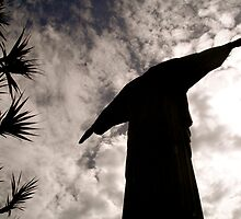 Christ the Redeemer - Rio De Janeiro by Danielle Chappell-Hall
