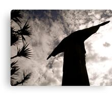 Christ the Redeemer - Rio De Janeiro Canvas Print
