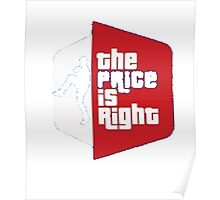 Price Is Right Poster