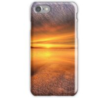 Pre dawn, Goog's Lake iPhone Case/Skin