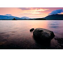 Derwentwater Sunrise, Cumbria. UK Photographic Print