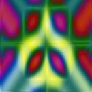 Kaleidoscopic geometry -(2) by sarnia2