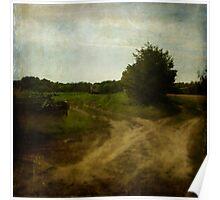 Dirt Tracks Poster
