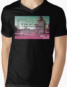If this isn't nice Mens V-Neck T-Shirt