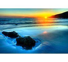 Seaside Photographic Print