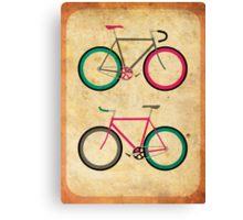 MGT Bikes ~ Series 3 Canvas Print