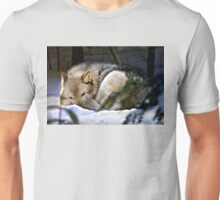 Snuggled Up Unisex T-Shirt