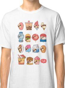 Puglie Food 3 Classic T-Shirt