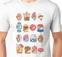Puglie Food 3 Unisex T-Shirt