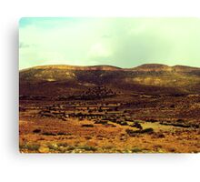 Hammam Heights Canvas Print