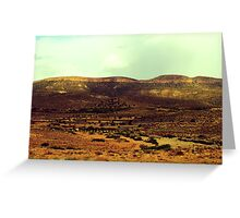 Hammam Heights Greeting Card