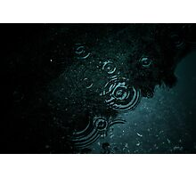 Dark water Photographic Print
