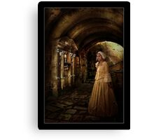 Being Elizabeth Canvas Print