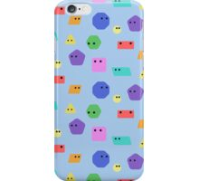 Cute Shapes pattern iPhone Case/Skin