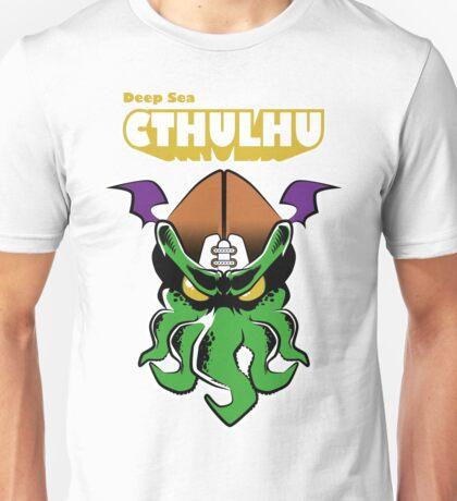 Deep Sea Cthulhu Unisex T-Shirt