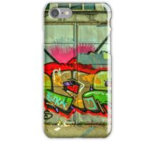 Rijeka Graffiti  iPhone Case/Skin