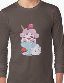 Slurpuff and Swirlix Long Sleeve T-Shirt