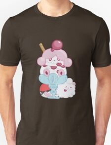 Slurpuff and Swirlix Unisex T-Shirt