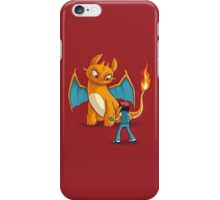 Charizard/Toothless iphone case iPhone Case/Skin