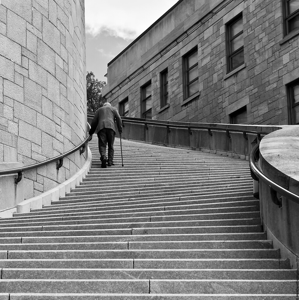 One Step At A Time by Mark David Barrington