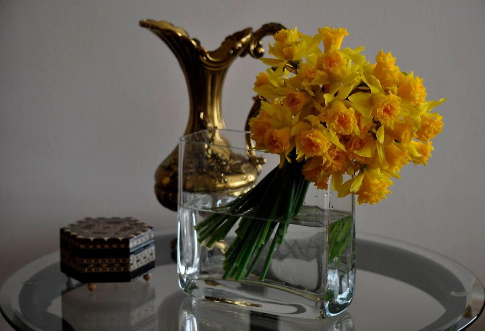 Anuncio de Primavera , en mi hogar....... by cieloverde