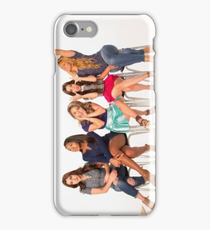 Fifth Harmony for Clean and Clean pt 1 iPhone Case/Skin