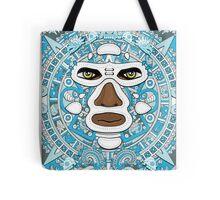 El luchador Azteca Tote Bag
