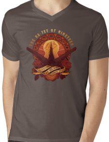 All Things Serve the Beam Mens V-Neck T-Shirt