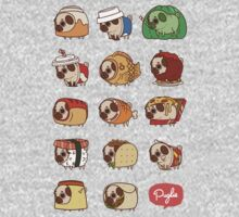 Puglie Food 1 One Piece - Short Sleeve