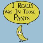 Sad Banana by shandab3ar