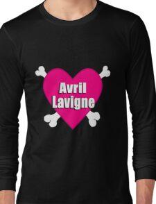 Avril Lavigne (Designs4You) Long Sleeve T-Shirt