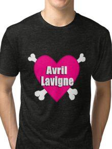 Avril Lavigne (Designs4You) Tri-blend T-Shirt