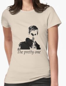 Rory Williams - The pretty one Womens Fitted T-Shirt