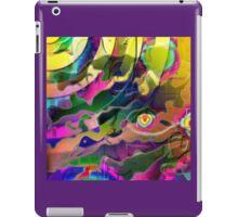 Space Rainbows Surreal Design iPad Case/Skin