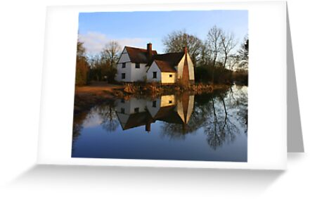 Willy Lott's Cottage by DianeAleta