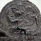 haystack devil by Amanda Montague