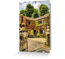 Home Beautiful Home Greeting Card