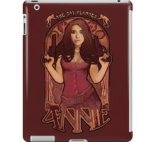 The Day Planner iPad Case/Skin