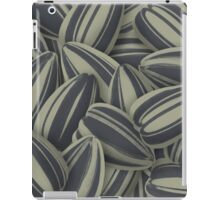 Pipas (sunflower seeds) mania. iPad Case/Skin