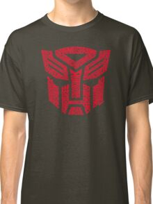 Transformers Autobots Red Classic T-Shirt