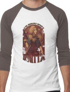 The Needlessly Defiant Men's Baseball ¾ T-Shirt