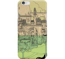 City in Water iPhone Case/Skin