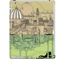 City in Water iPad Case/Skin