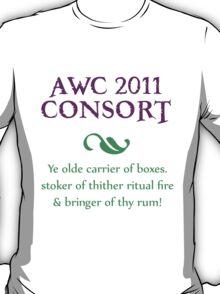 AWC 2011 Consort T-Shirt